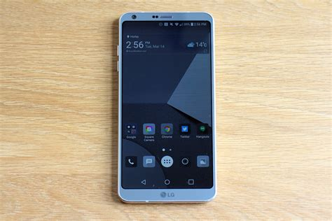 <b>LG G6</b> Review: A New Standard in Smartphone Design | Digital Trends