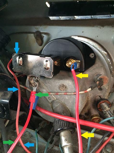 vwvortexcom  beetle fuel gauge  working