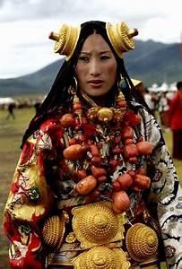 kha tibetan costume at litang the striking and