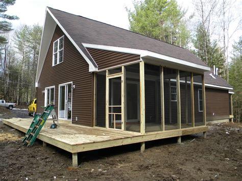 Custom Modular Homes Designs