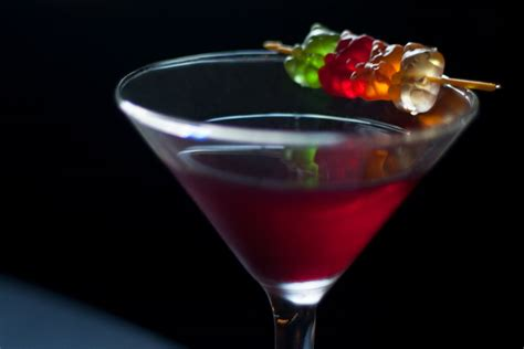 cocktail recipes vodka easy gummy bear martini vodka cocktail recipe