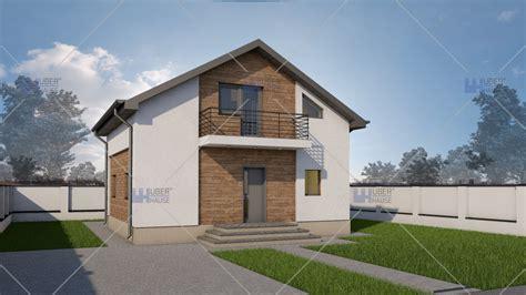 Proiecte De Casa by Proiect Casa Parter Mansarda 99 M2 Meria