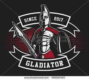 Gladiator Vector Stock Images, Royalty-Free Images ...