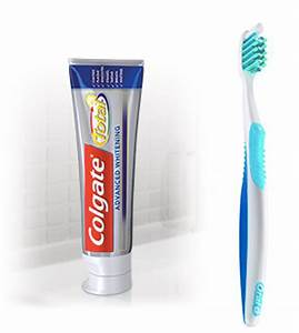 Toothbrush And Toothpaste Colgate | www.pixshark.com ...
