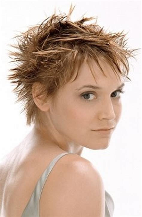 short spiky hairstyles  short hairstyles