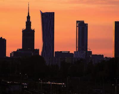 Vivir en Varsovia ¡INFORMACIÓN de la ciudad