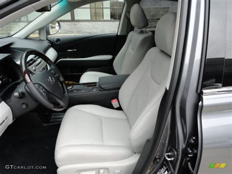 lexus rx interior 2012 light gray interior 2012 lexus rx 450h awd hybrid photo