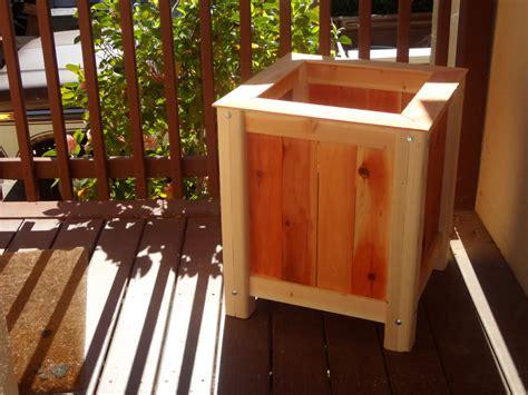 planterbox woodworking  mere mortals
