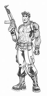 Joe Gi Deviantart Plague Snake Eyes Robertatkins Drawings Vengeance Coloring Baroness Sketches Atkins Robert Turnaround Thejeremydale sketch template