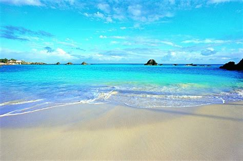 Cross Bay Beach Bermuda Pretty Places Pinterest