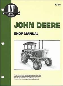 John Deere Tractor Repair Manual Series 4030  4230  4430