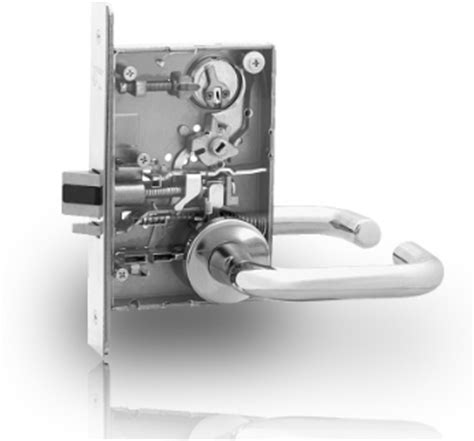 Corbin Unit Lock Template by 8200 Mortise Lock Overview By Sargent
