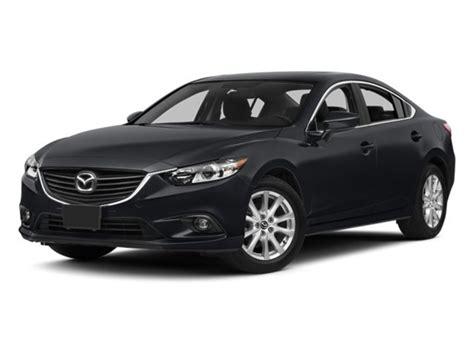 2014 Mazda 6 Black Wheels