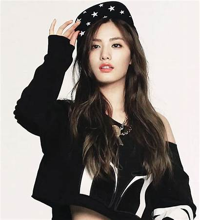 Nana Woman Kpop Caramel Orange Im Jinah