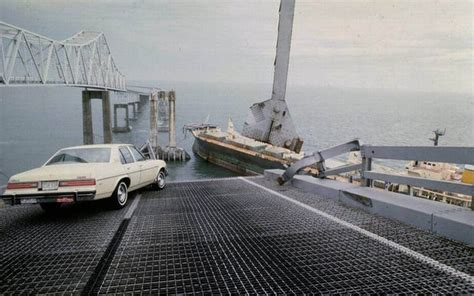 36th Anniversary of the Tragic Sunshine Skyway Bridge ...