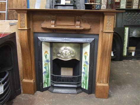 gas surrounds oak fireplace surround cambridge f125ws