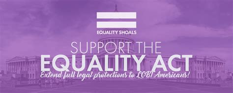 Support The Equality Act Of 2017 Action Network