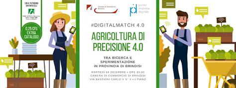 Di Commercio Di Brindisi Agricoltura Di Precisione 4 0 Nella Di Commercio