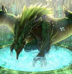 Super awesome green dragon artworks and wallpapers | #1 ...