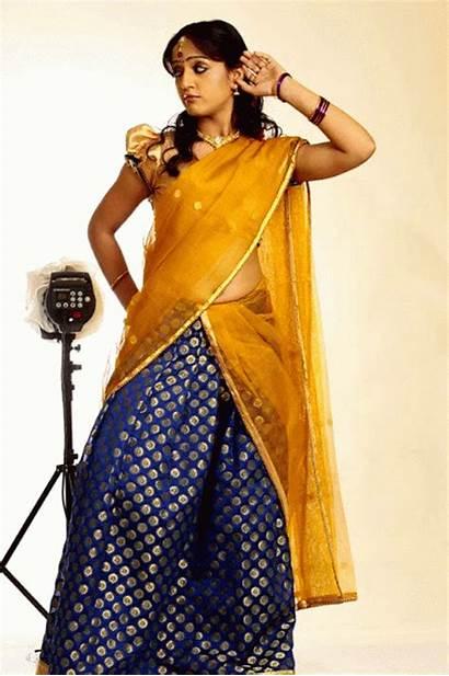 Latest Divya Singh Telugu Actress Saree Shoot