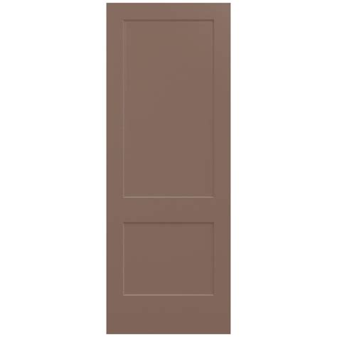 home depot interior door jeld wen 36 in x 96 in moda primed pmt1031 solid