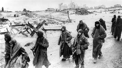 the siege of stalingrad russia marks 70th anniversary of end of battle of