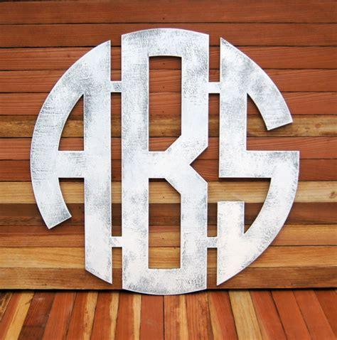 pin  wooden monogram