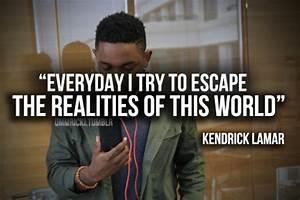 kendrick lamar quote on Tumblr