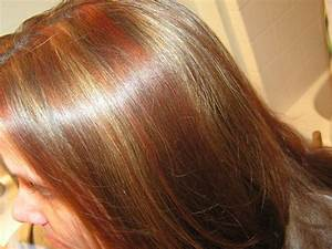 Caramel highlights and Red copper lowlights | Highlights ...