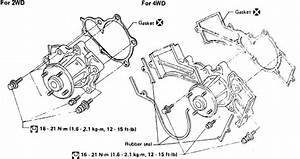 I Need A Detailed Cooling System Diagram For A Nissan