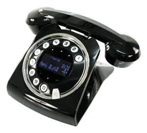 Telefon Schnurlos Retro : schnurlos telefon grundig sixty retro design schwarz ~ Watch28wear.com Haus und Dekorationen