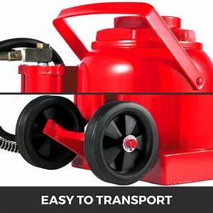 50 Ton Bottle Jack Air Hydraulic Jack Manual Heavy Duty
