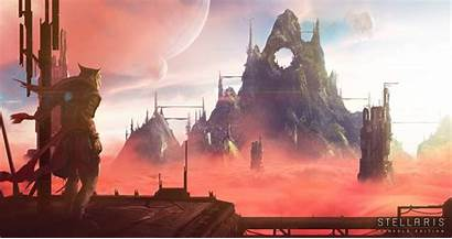 Stellaris Wallpapers Imgur Megacorp Trailer Tapety Prevzatý