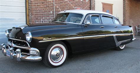 Spud's Garage - 1954 Hudson Hornet