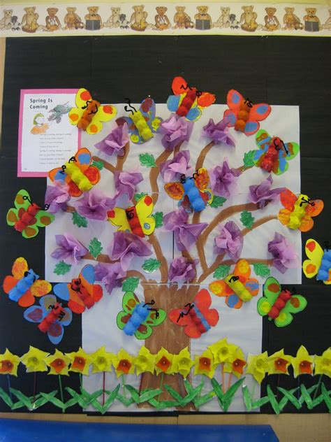 Best Spring Bulletin Board Ideas And Images On Bing Find What