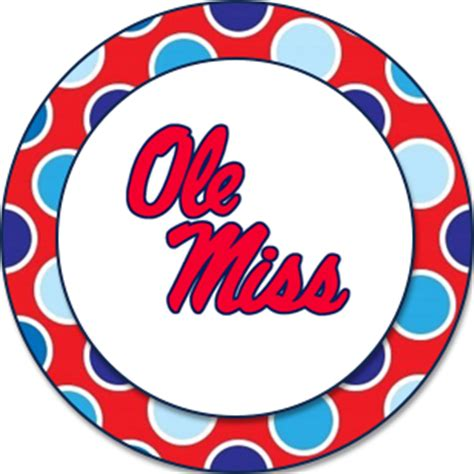 The Grove Gal Ole Miss Printables (freebies