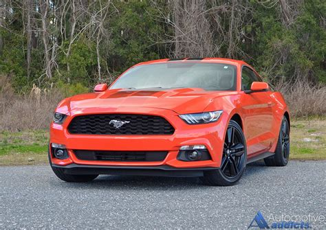 2017 Ford Mustang Coupe Premium Ecoboost Quick Spin
