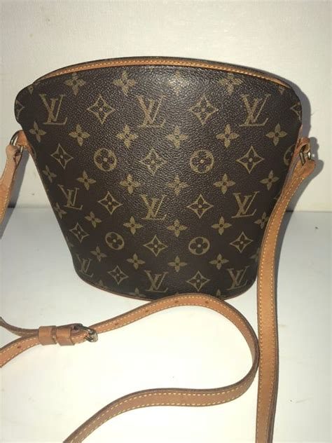 louis vuitton drouot monogram crossbody bag catawiki
