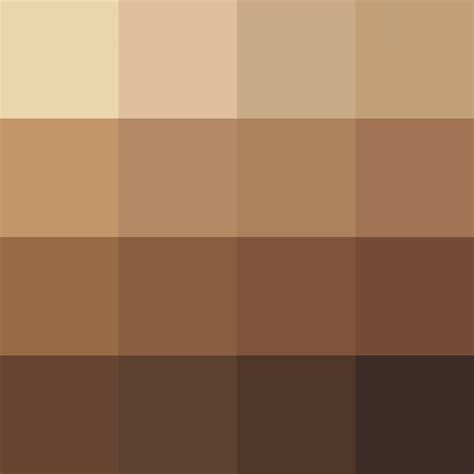 Different Shades by What Defines You The Shade Of Your Skin The Place