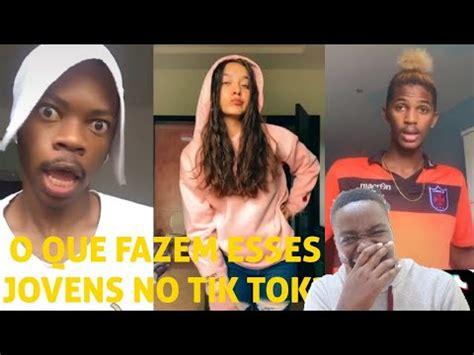 Tik tok video engraçado angolano. Tik Tok Angolanos - New Tik Tok Angola Destaques Reagindo ...