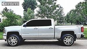 2015 Chevrolet Silverado 1500 Xtreme Force Xf4 Rough