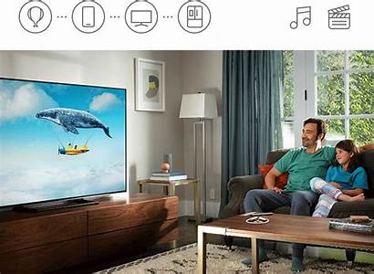 Samsung Living Connected Sound Enjoy Tv Without