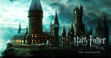 Harry Potter Hd Wallpapers Hogwarts Castle Wallpaper Wallpapersafari