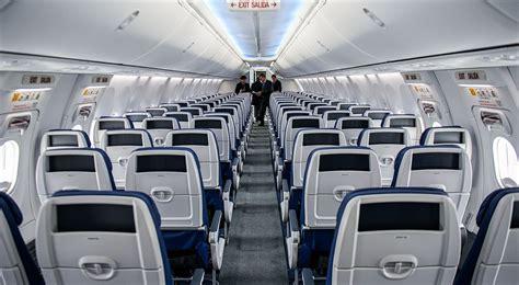 boeing  max cabin interior