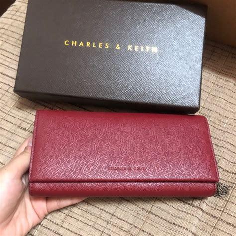 กระเป๋าสตางค์ CHARLES & KEITH แท้ ????% - bouquetaloha ...