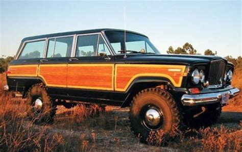 jeep sj grand wagoneer parts accessories resources