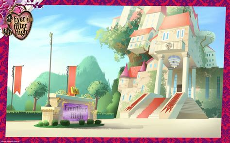Ever After High (location) - Ever After High Wiki - Wikia