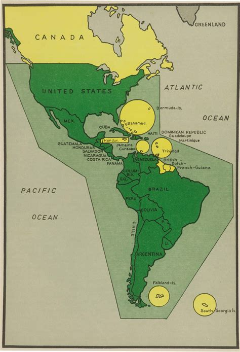 monroes doctrine maps   war  maps perry