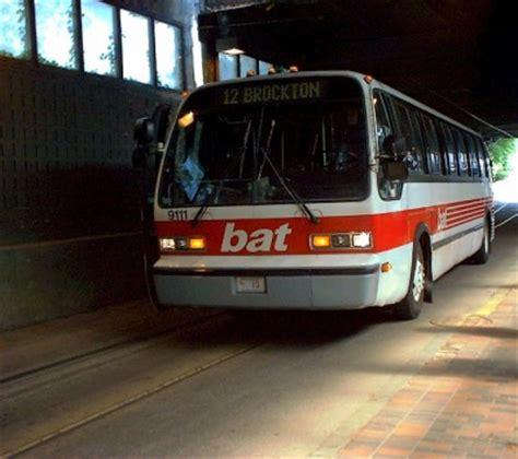bustalk  surface transportation galleries brockton