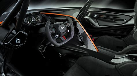 Aston Martin Vulcan Is A V12 Supercar With 800 Horsepower